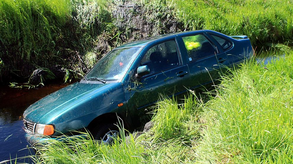 Co zrobić kiedy auto wpadnie do rowu? Dąbrowa Górnicza Pomoc Drogowa